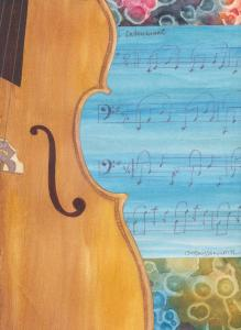 Martinez Artist Featured In Music Boosters Event